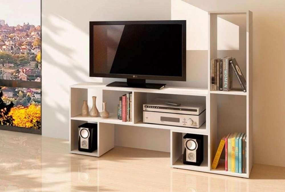 Mueble de Tv 2 Módulos