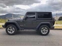 Jeep Wrangler Rubicón