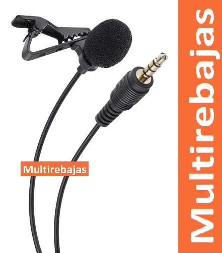 Nuevo Micrófono Adaptador Para Celulares