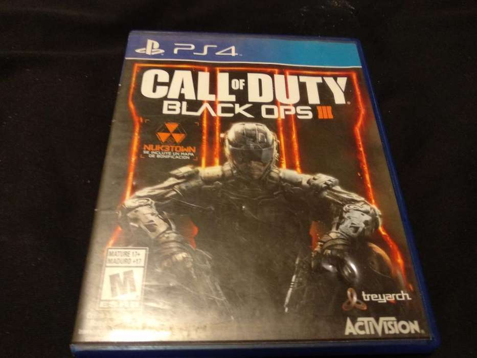 Call Of Duty Black Ops 3 : Ps4