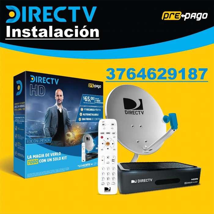 Instalación Oficial de Direct tv