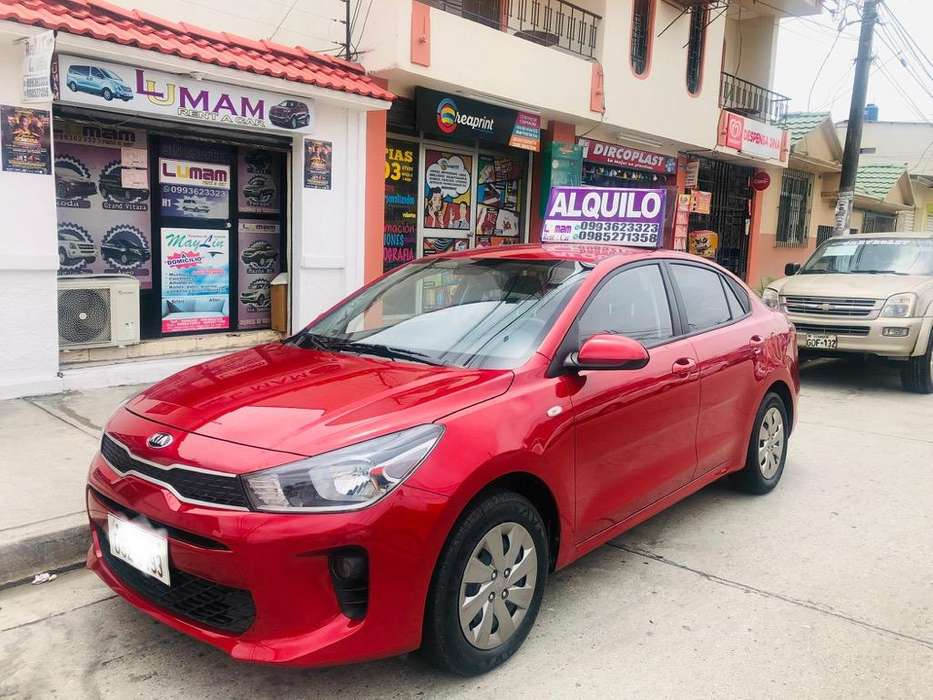 Alquilo Auto Kia Rio, Kilometraje Libre