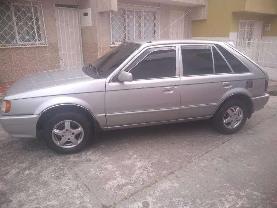 Mazda 323 1987 - 365760 km