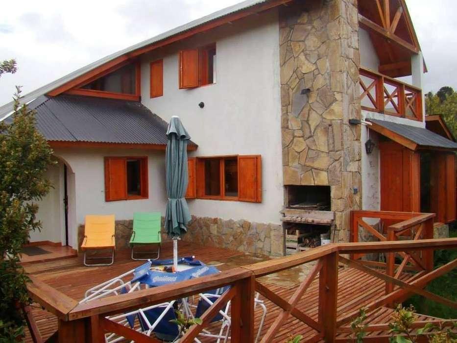 zl66 - Casa para 4 a 7 personas en Villa Pehuenia