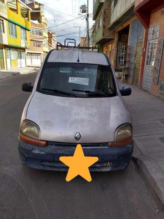 Renault Kangoo  2001 - 246000 km