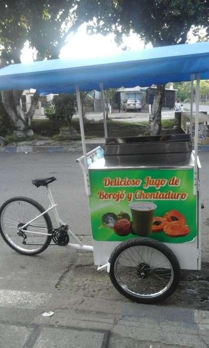 triciclo de trabajo