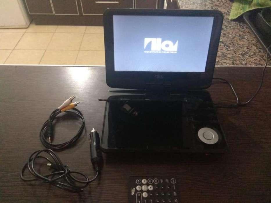 Dvd portatil ILO 9''