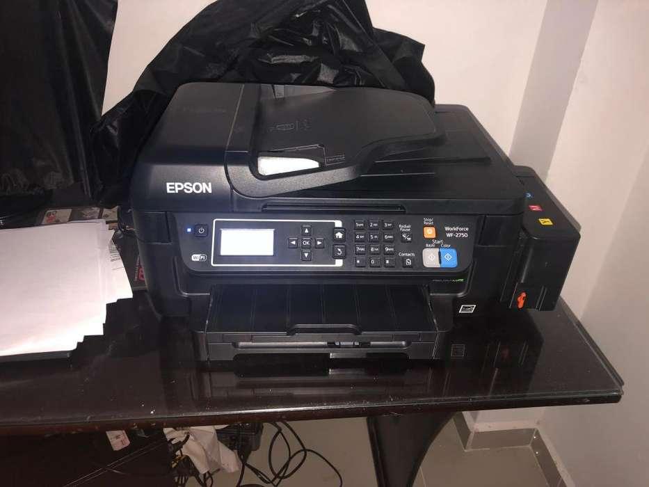 Impresora Epson Worforce 2750