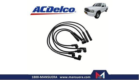 CABLES BUJIAS ACDELCO MAZDA B2600