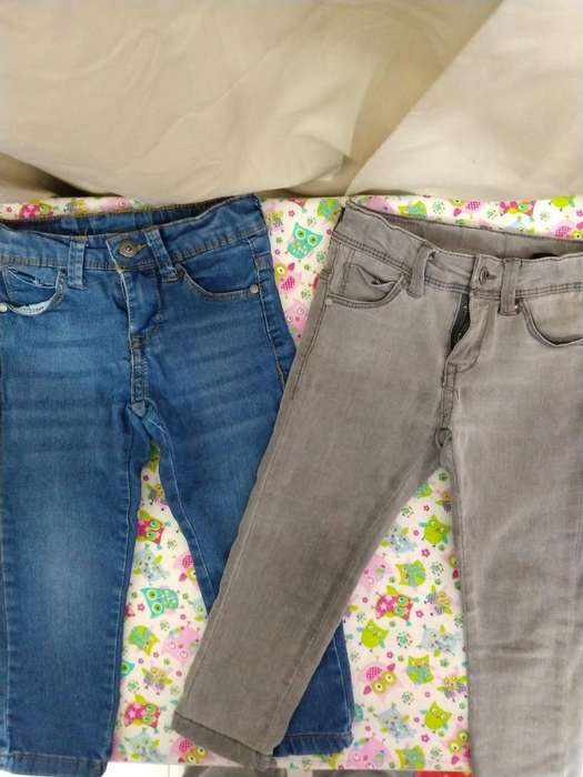 Duo Jeans Marca Yamp Talle 2
