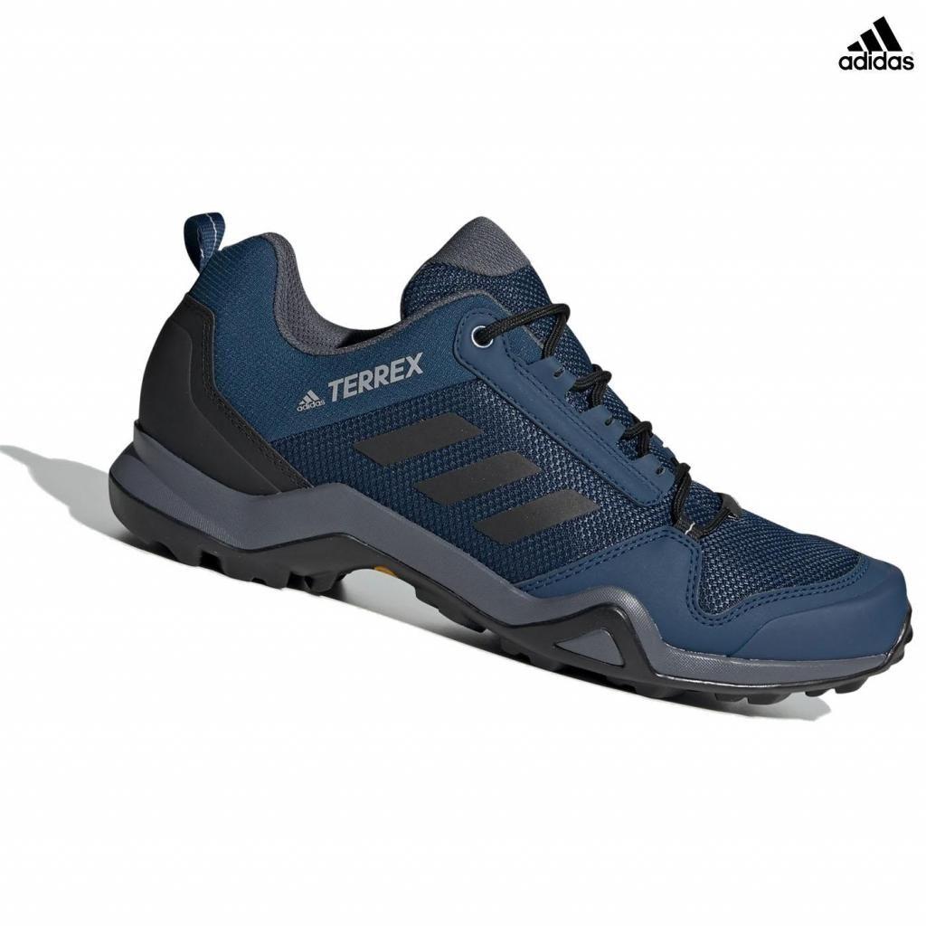 8620c1cd Zapatilla Adidas Terrex Ax3 Azul para Hombre nuevas caja original - Lima