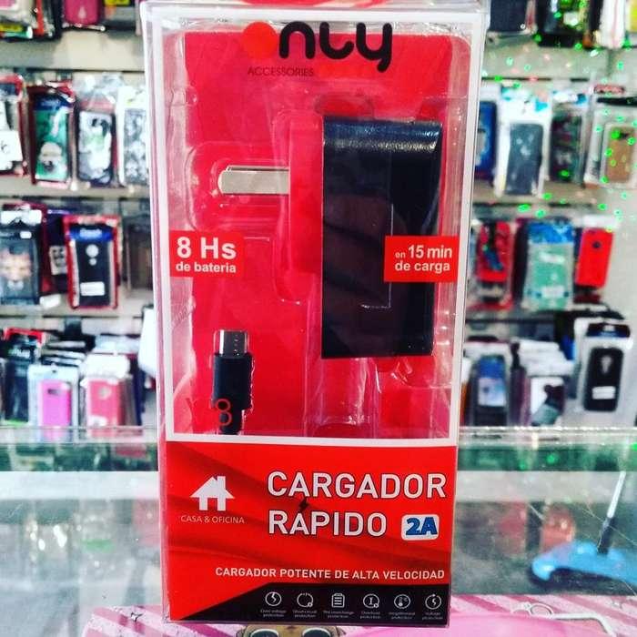 Cargador Only Cable Desmontable 2a