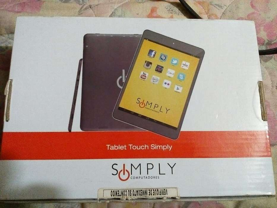 Vendo Tablet Touch Simply