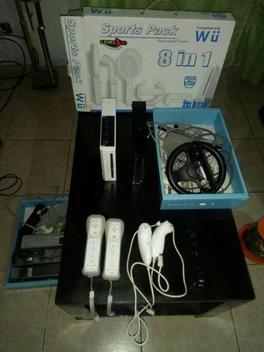 Vendo 2 Consolas Wii Falta Cargador