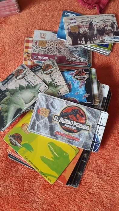 Tarjetas Telefónicas Coleccion