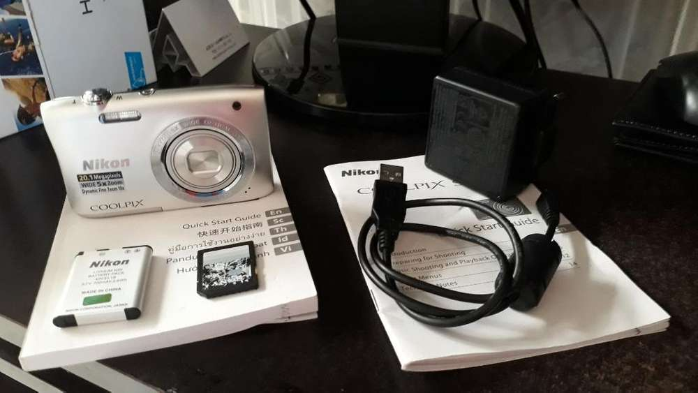 Camara Nikon Coolpix S2900 20.1 Mpx