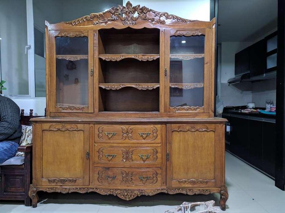 Vendo Espectacular Mueble Antiguo