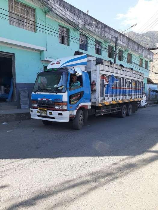 Camion Fuso Doble Eje Cel.980649632