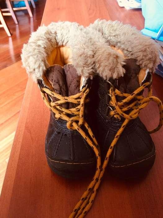 Vendo Zapatos Usados Niño