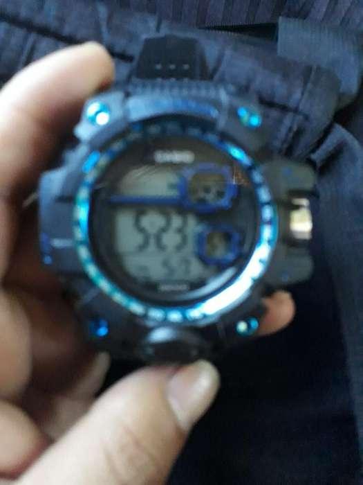 Cambio por Celular Reloj Casio Original