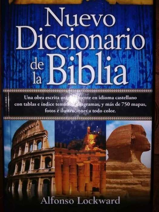 <strong>diccionarios</strong> Biblicos