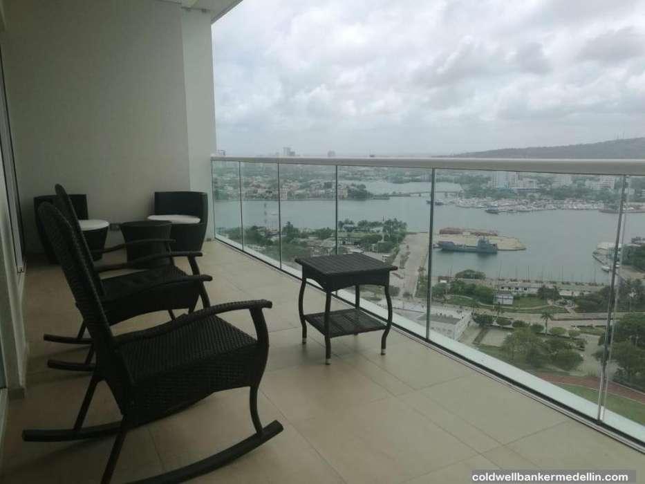 778536P Venta Apartamento Amoblado Cartagena - wasi_1025951