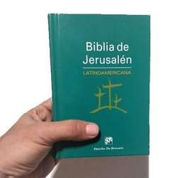 BIBLIA DE JERUSALÉN/ CATÓLICA LATINOAMERICANA/ EN 3 FORMATOS