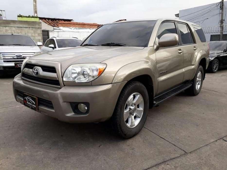 Toyota 4Runner 2007 - 155500 km