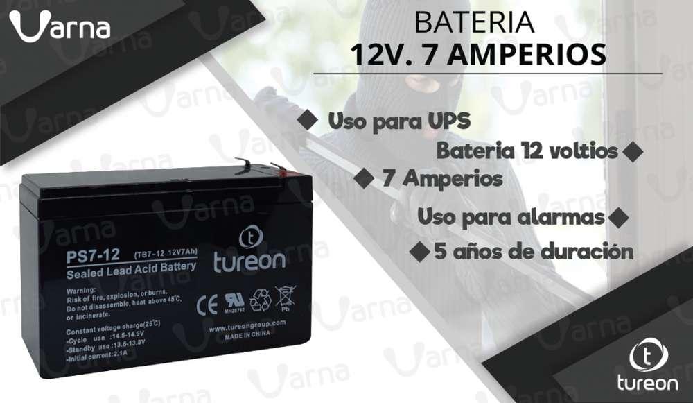 Bateria 12-Voltios / 7-Amperios