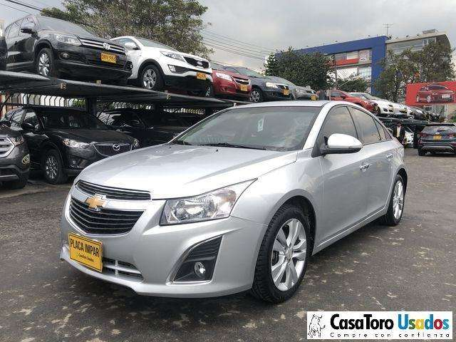 Chevrolet Cruze 2015 - 64871 km