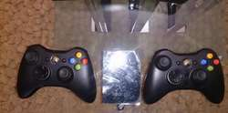 Xbox 360 2 Controles Kinect Dd 250gb