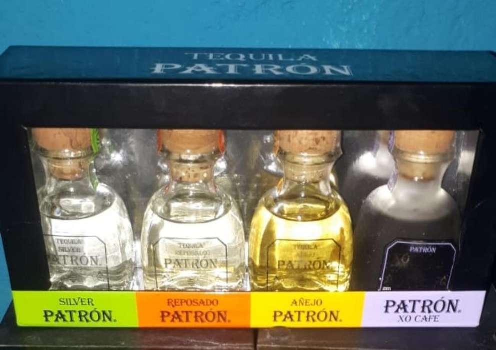 Colección de Tequila Patrón