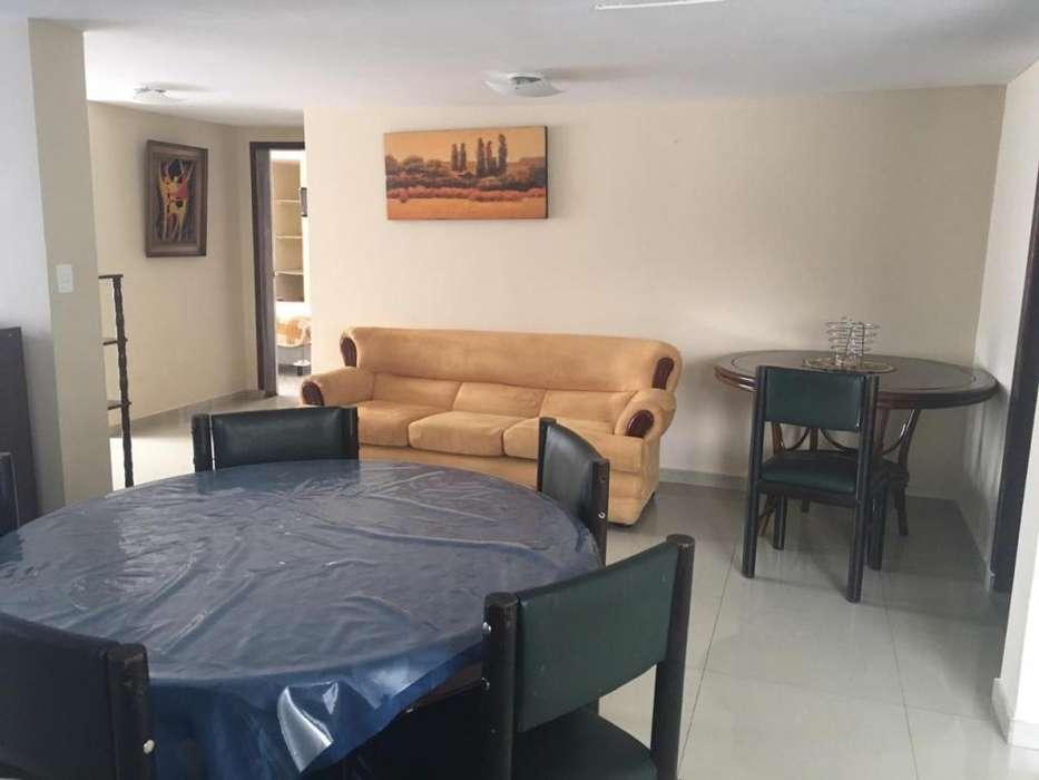 Arriendo Departamento amoblado 3 dormitorios sector La California