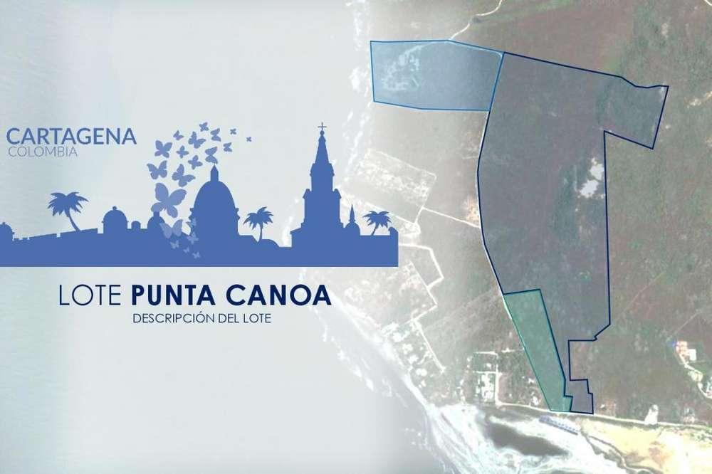 V91 Venta lotes en Punta Canoa