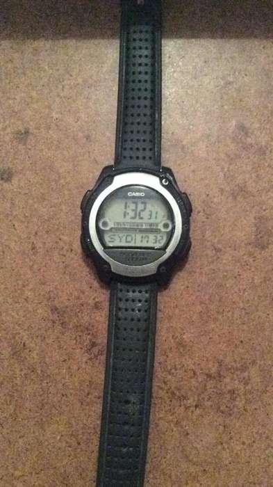 Vendo Reloj Marca Casio. para Deportes