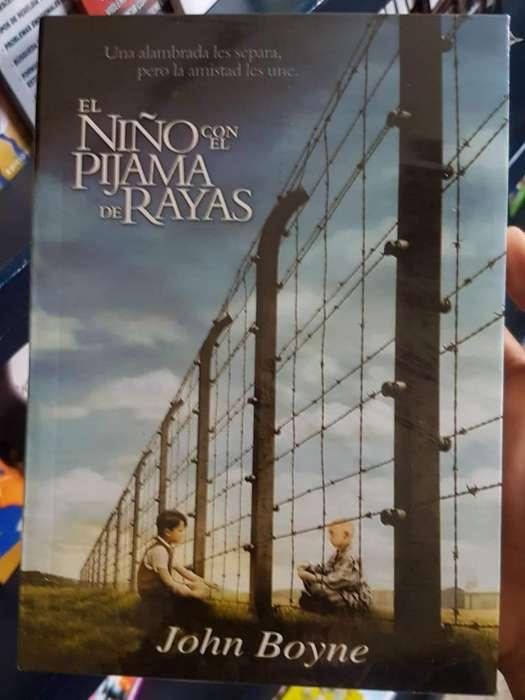 Libro El Niño Con El Pijama De Rayas John Boyne