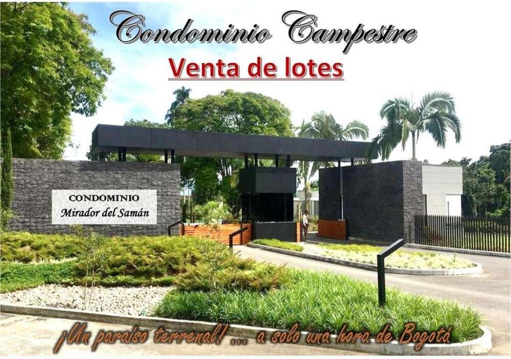 CONDOMINIO MIRADOR DEL SAMÁN - VENTA / PERMUTA LOTES