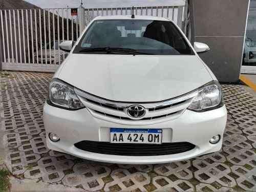 Toyota Etios 1.5 Sedan Xls At Sarthou