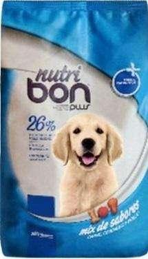 Alimento Perro Cachorro NUTRIBON – x 15 kg
