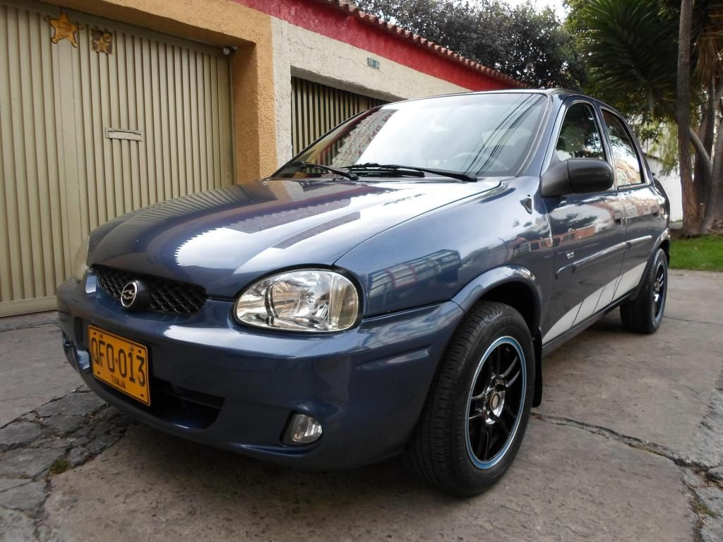 CHEVROLET CORSA GLS 2003 SEDAN FULL EQUIPO
