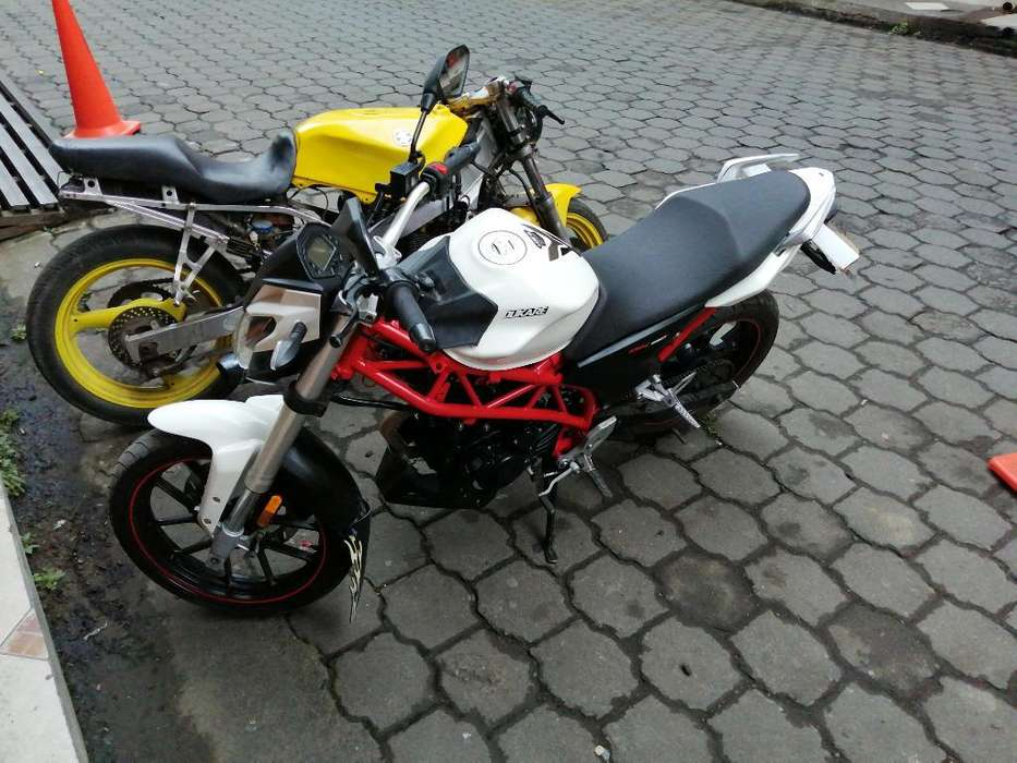 Moto Dukare 250cc Modelo 2019