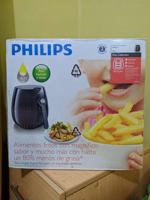 <strong>freidora</strong> Philips Airfryer