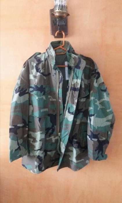 Chaqueta Militar Field Jacket Us Army