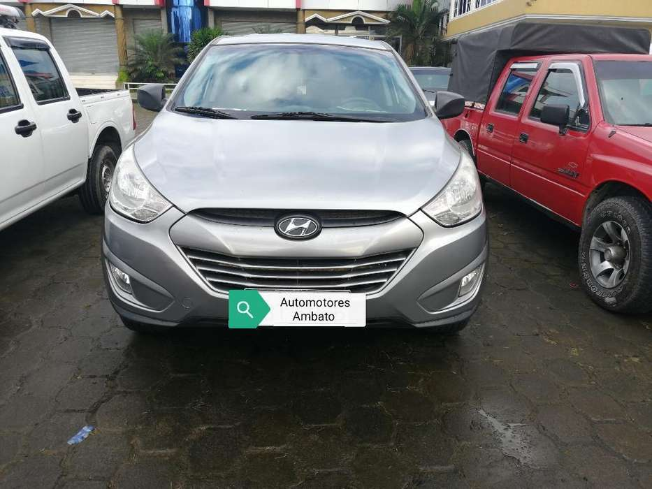 Hyundai Tucson 2012 - 70000 km