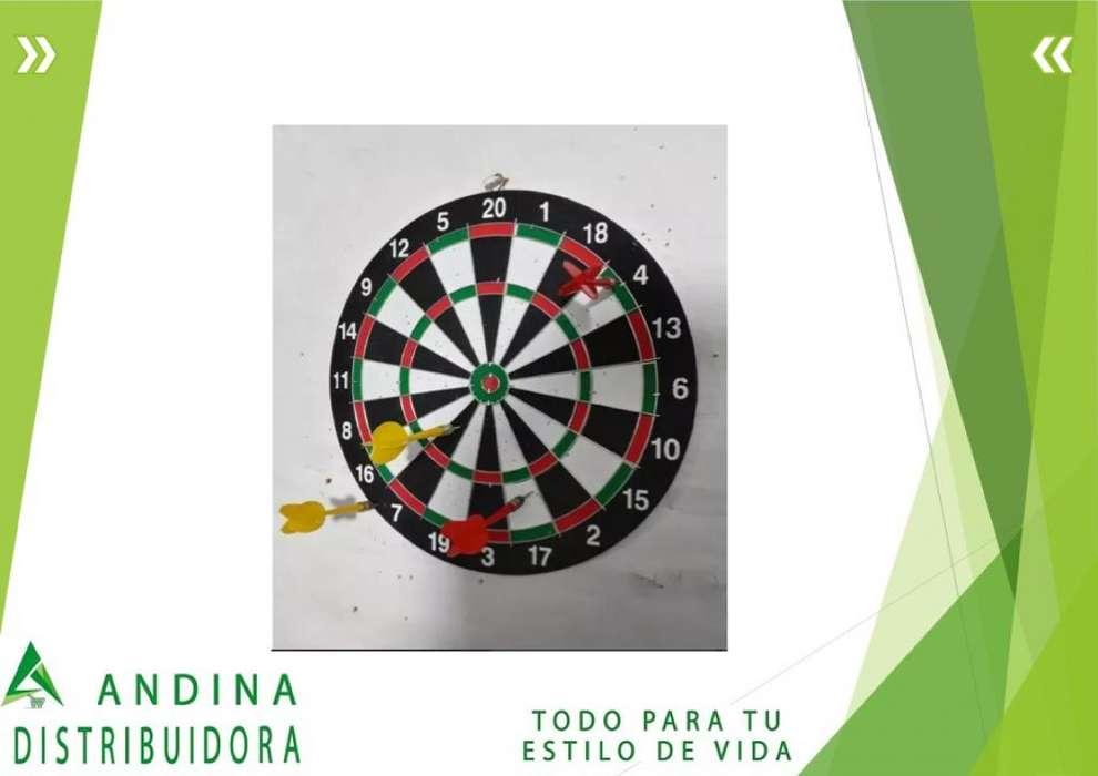 Juego De Dardos Tablero De Diana