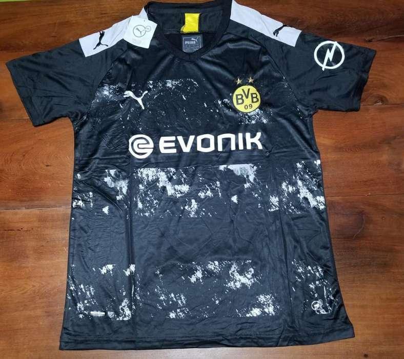Camiseta Short Borussia 2019