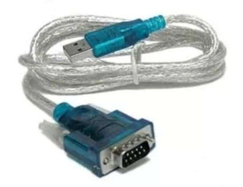 Cable Adaptador Usb A Rs232 Serie Db9