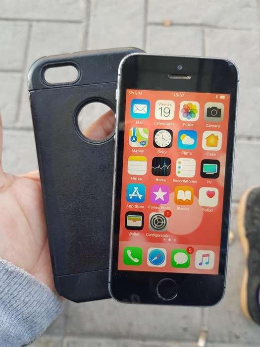 iPhone 5s Listo a Usar
