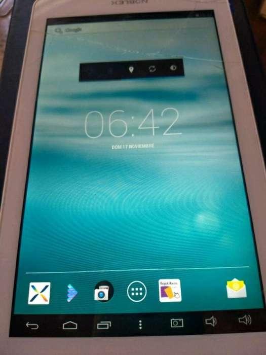 Vendo Tablet Noblex T7a2i