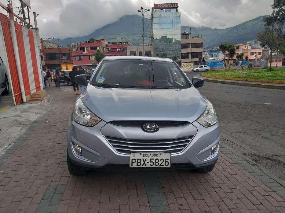 Hyundai Tucson 2012 - 120000 km
